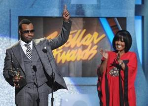 All praises for the suit and the award!