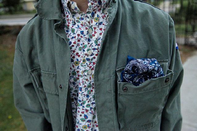 Even in urbanwear