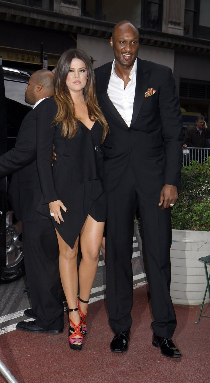 The Odoms are underrated in their style!
