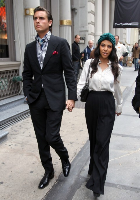 Scott and Kourtney never...and I mean NEVER dissapoint